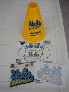 Yay free things!  I <3 all things Bruin.