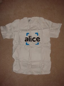 alice t-shirt unfolded