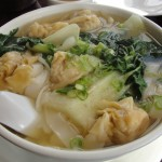 my favorite wonton hefen noodle soup from sam woo's