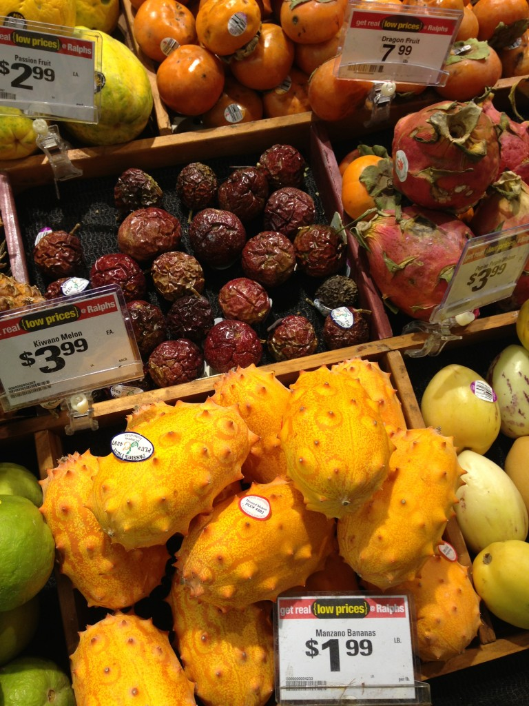 exotic fruits found in ralph's grocery store