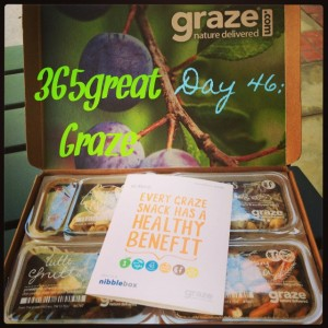 365great challenge day 46: graze