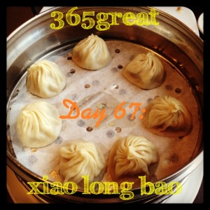 365great challenge day 67: xiao long bao