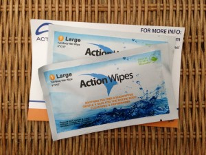collage of action wipes large full body wet wipes included in the summer 2013 yuzen box