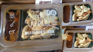 graze toffee apple