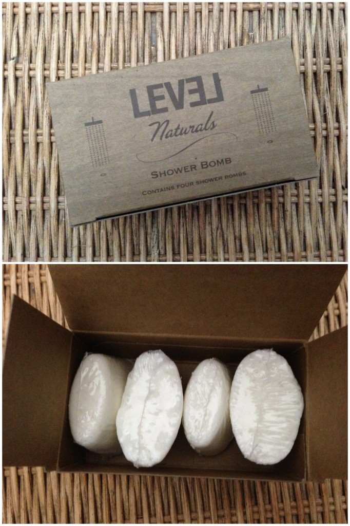 collage of level shower bombs included in the summer 2013 yuzen box