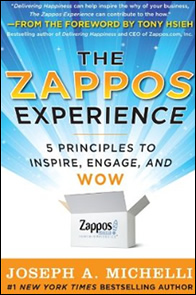 the zappos experience book