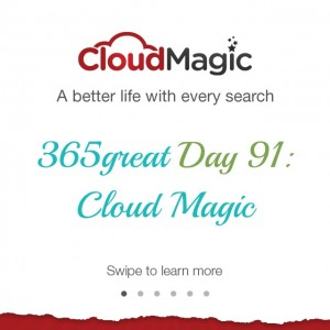 365great challenge day 91: cloud magic