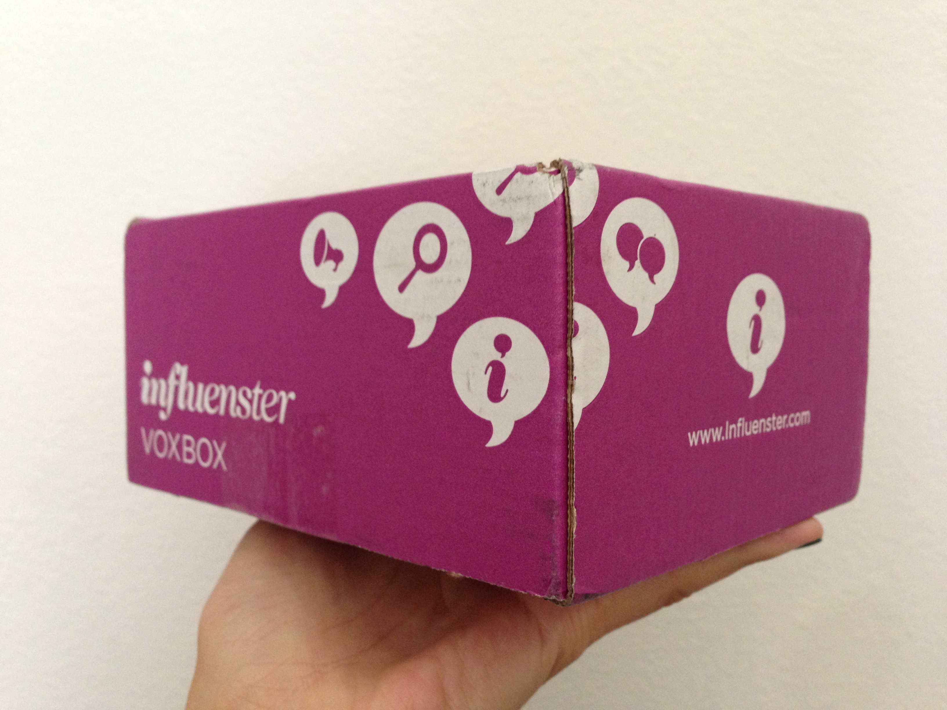 How to Get an Influenster VoxBox Full of Free Stuff