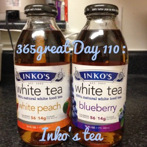 365great challenge day 110: inko's tea