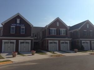 brand new condos with now selling sign