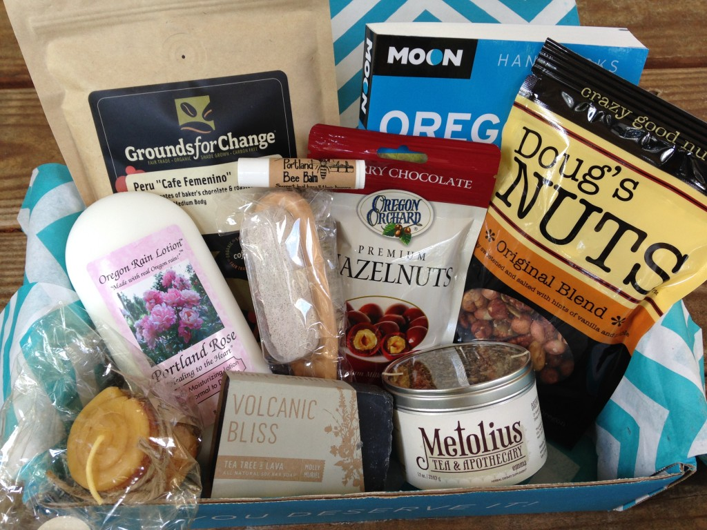 escape monthly september oregon box products showing