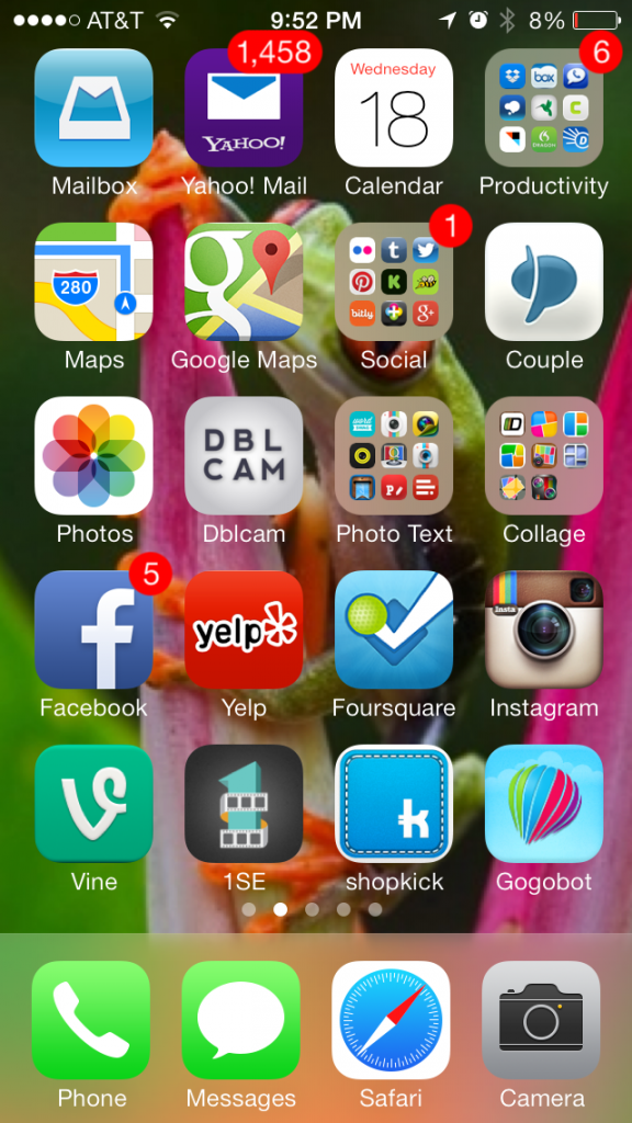 ios 7 new visual look and feel
