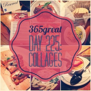 365great challenge day 225: collages