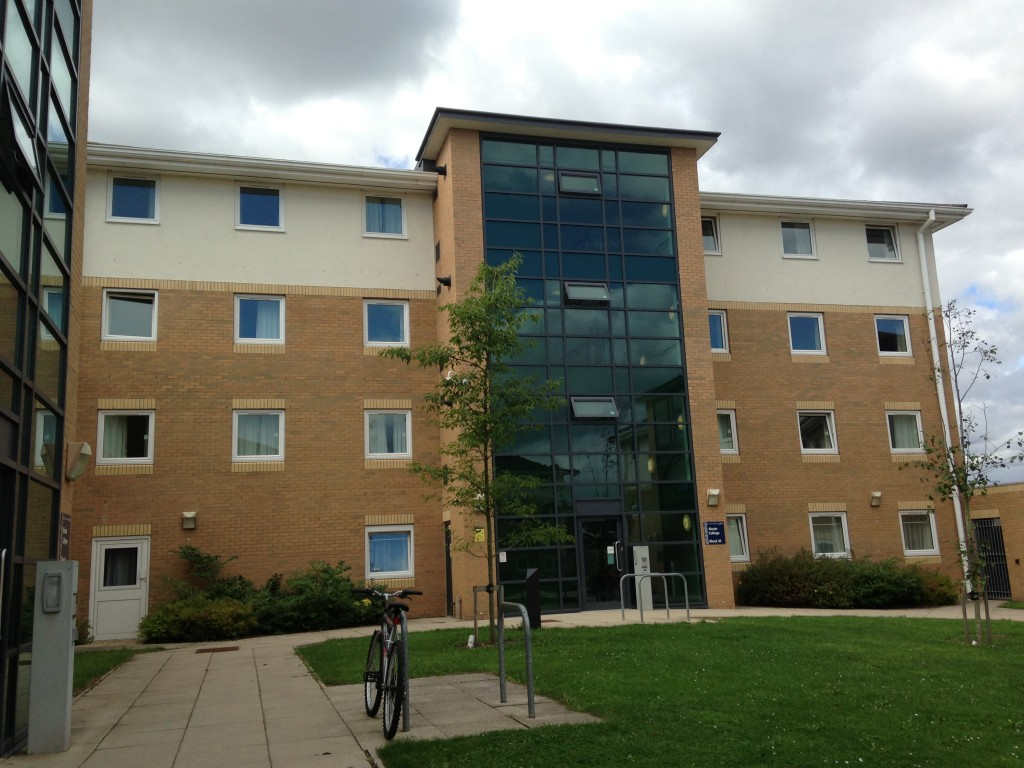 university of york alcuin college m block flats building