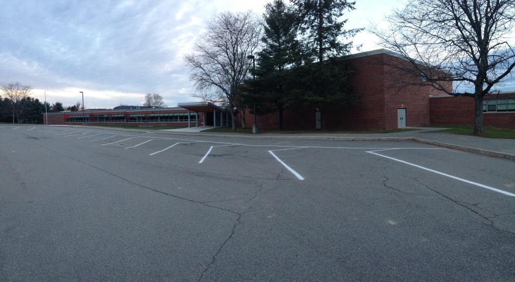henry h wells middle school panoramic