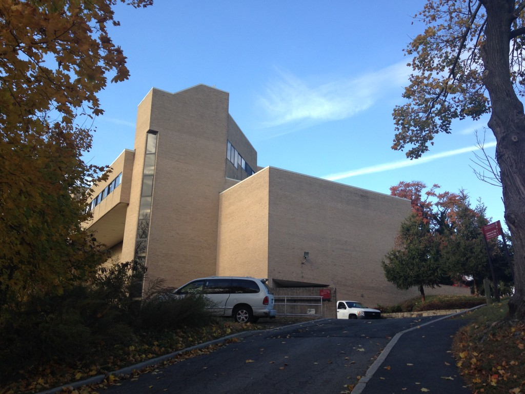 westchester community college academic arts building