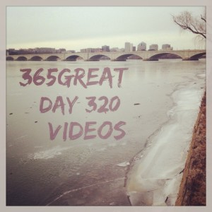 365great day 320: videos