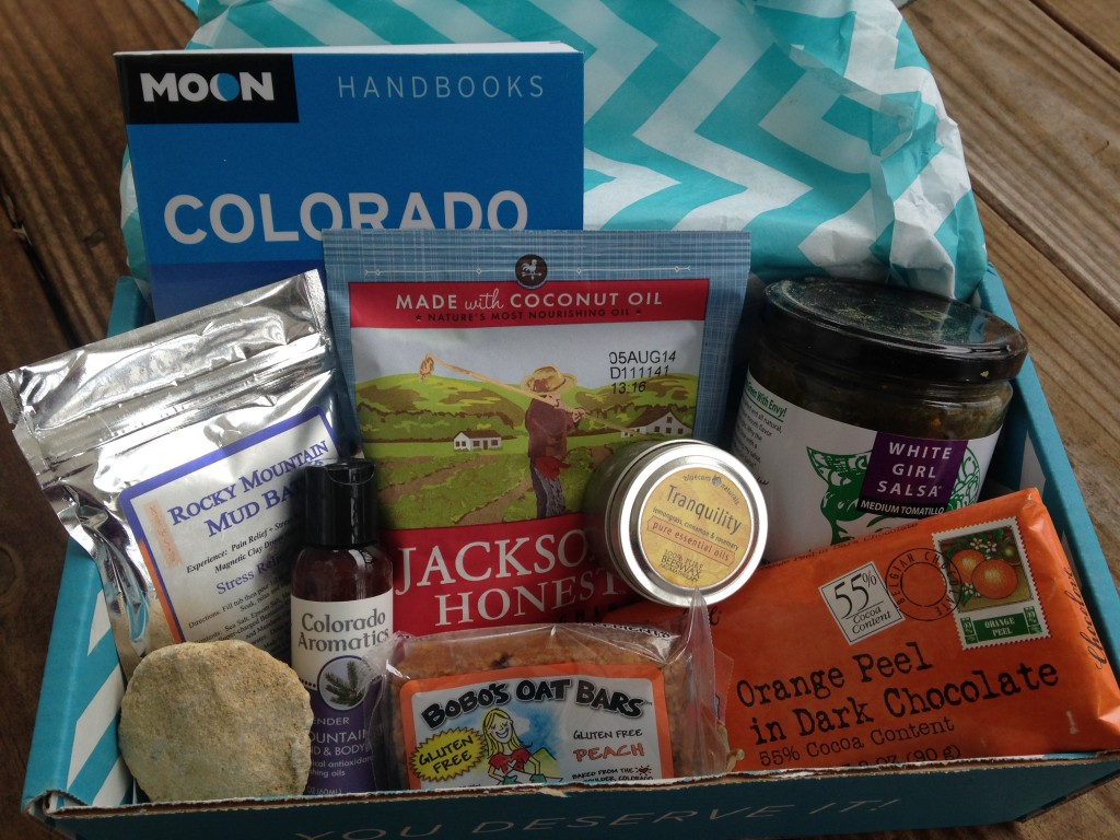 escape monthly january colorado box products showing