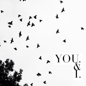 cover image for you. & i. poem by mary qin