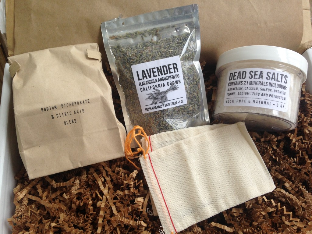 the homegrown collective january 2014 products for dead sea salts and lavender fizzing bath soaks