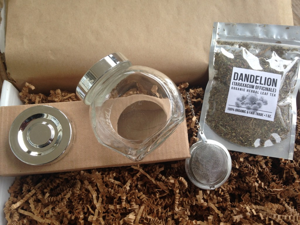 the homegrown collective january 2014 products for dandelion leaf herbal tea