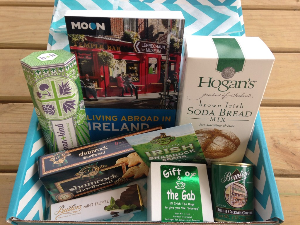 escape monthly march ireland box products showing