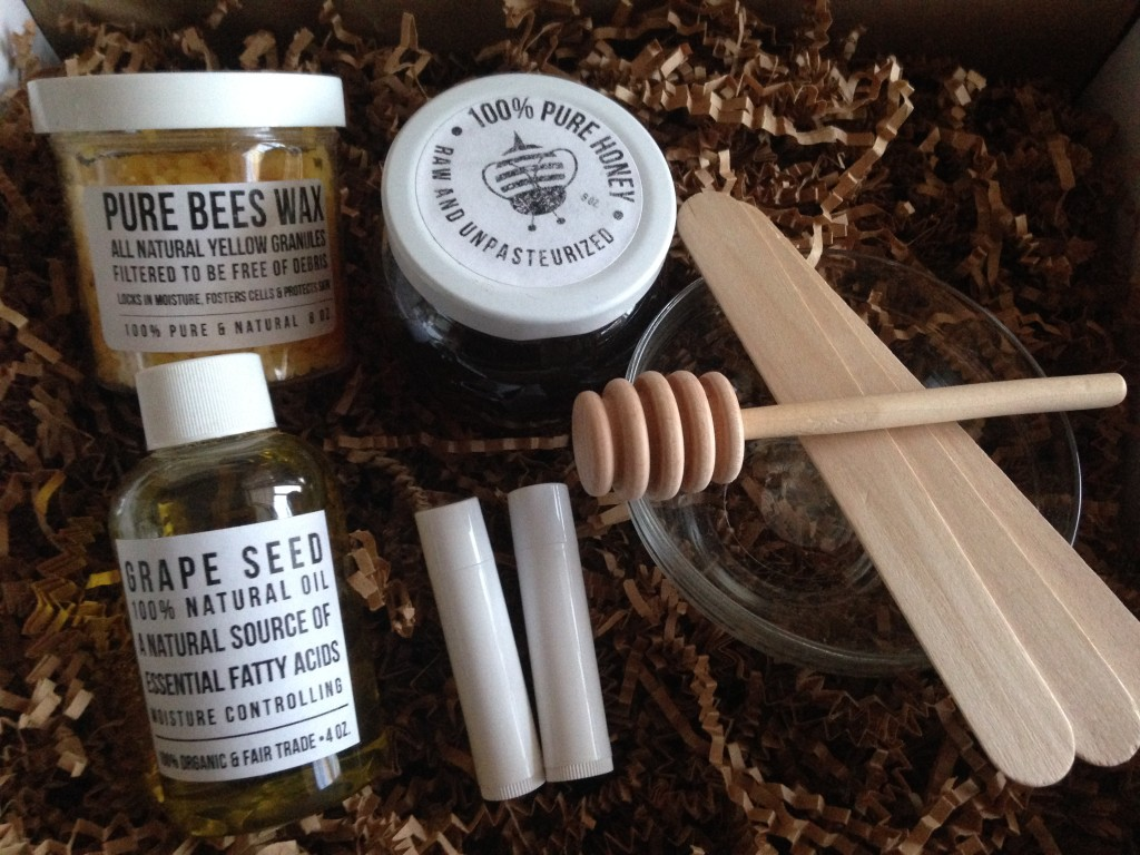 the homegrown collective february 2014 products for honey lip balm