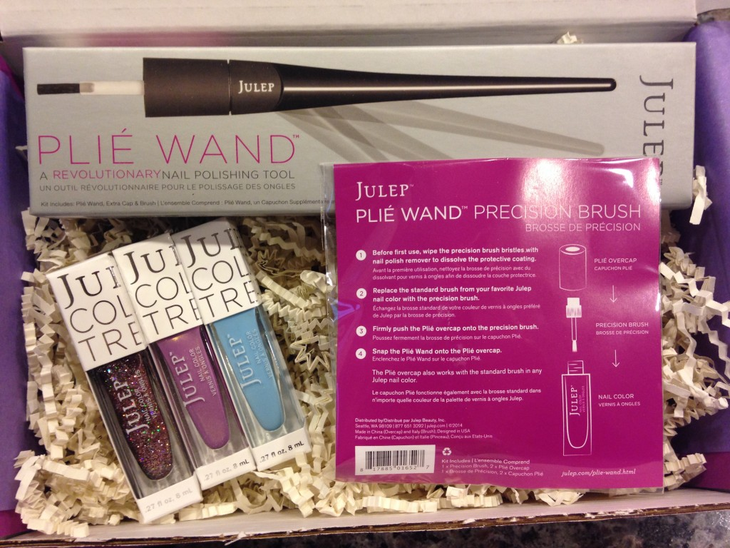 julep maven boho glam may 2014 fresh twist collection box contents
