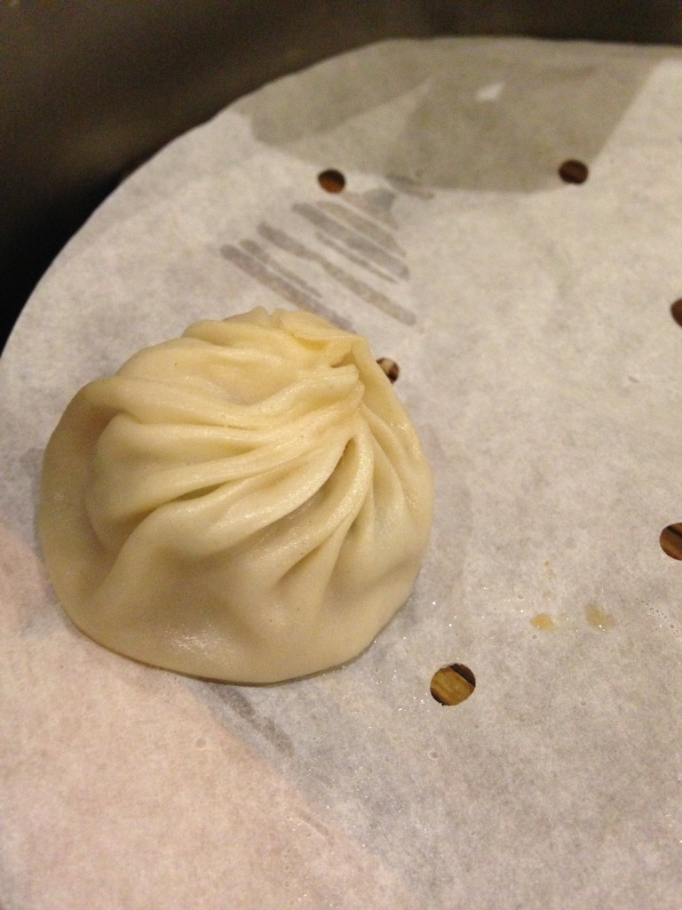 juicy pork dumplings aka xiao long bao at din tai fung