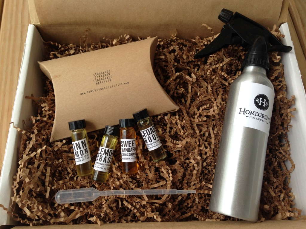 the homegrown collective july 2014 products for essential diy air freshener
