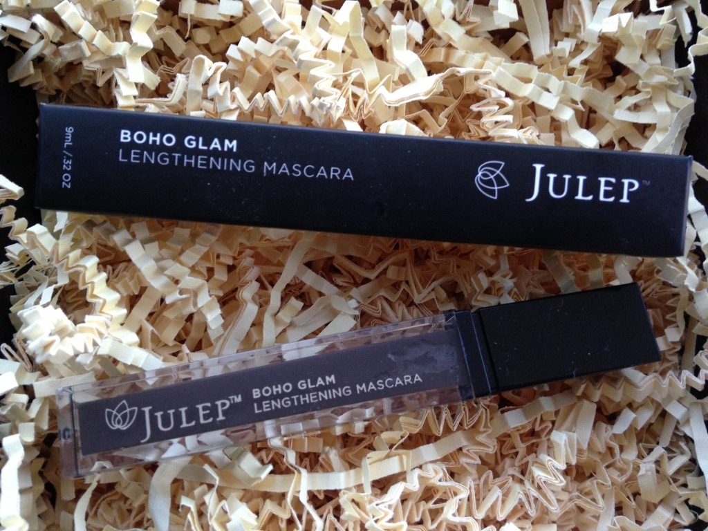 julep boho glam lengthening mascara in espresso brown