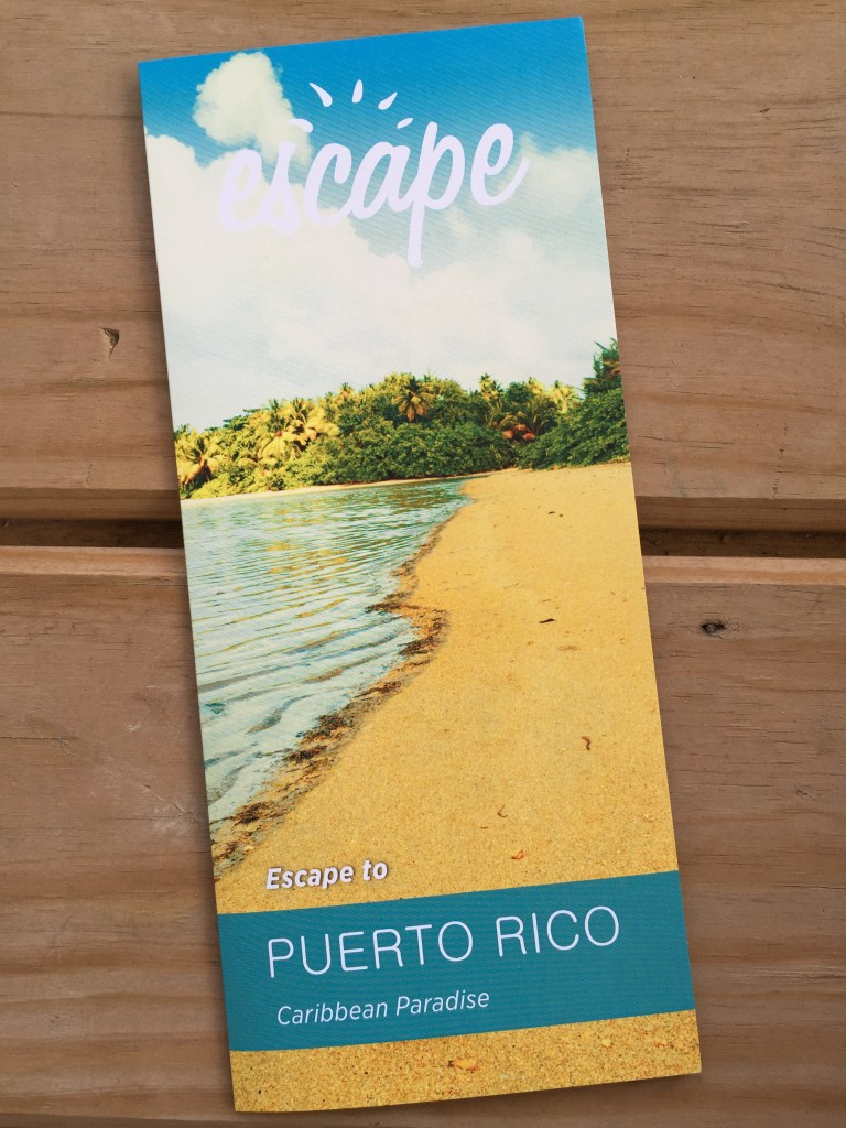 escape monthly september puerto rico box info card