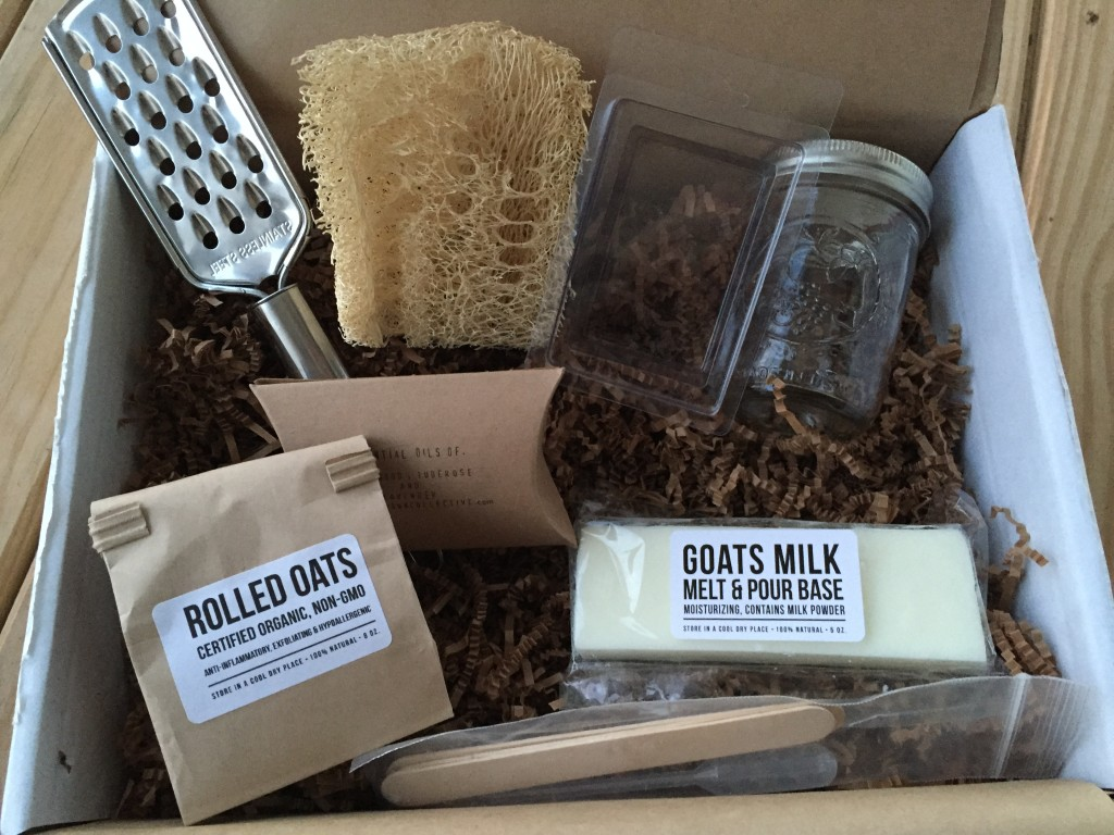 the homegrown collective september 2014 products for oatmeal, luffa, & tuberose soap