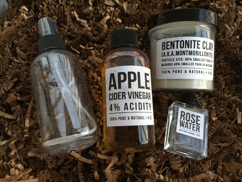 the homegrown collective october 2014 products for bentonite clay