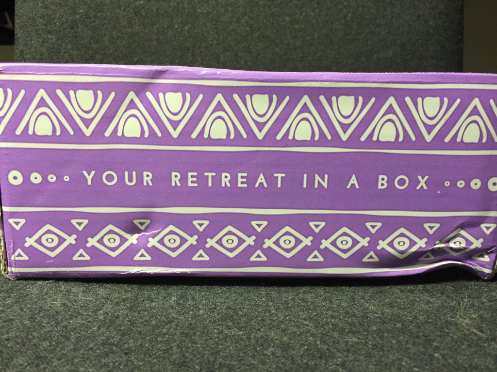 back of yogi surprise purple box