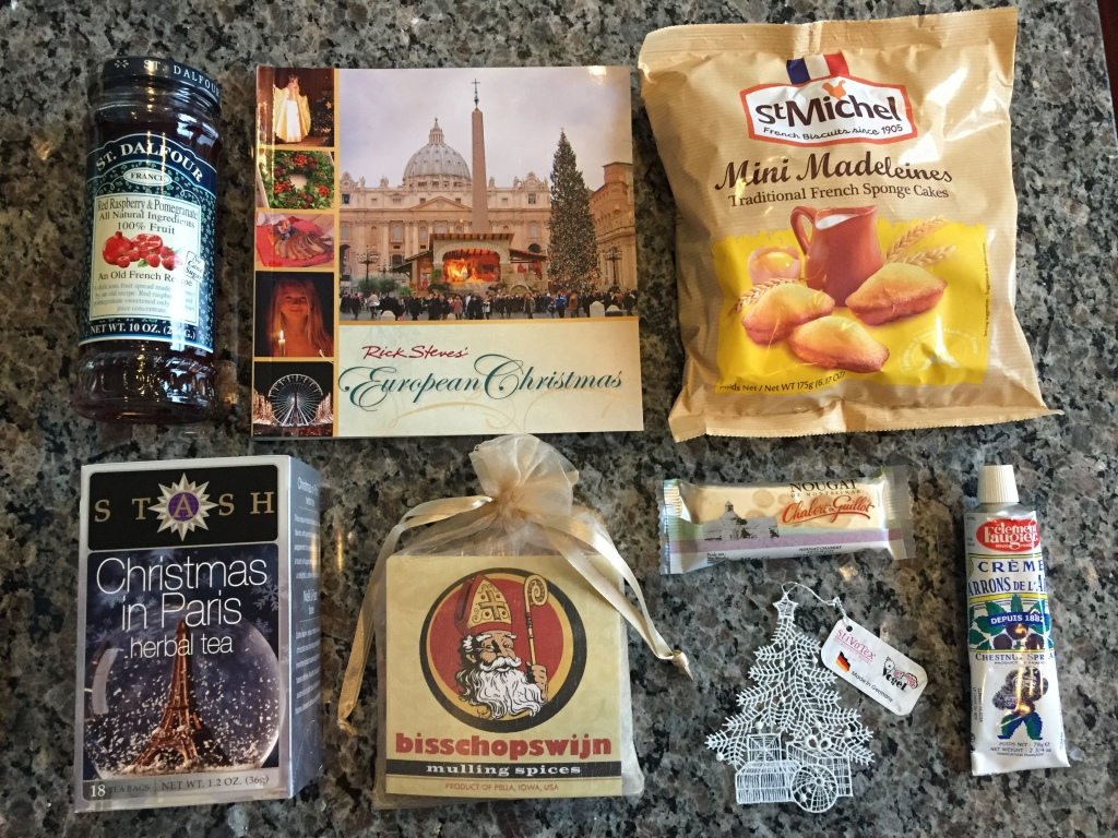 escape monthly december europe box products showing