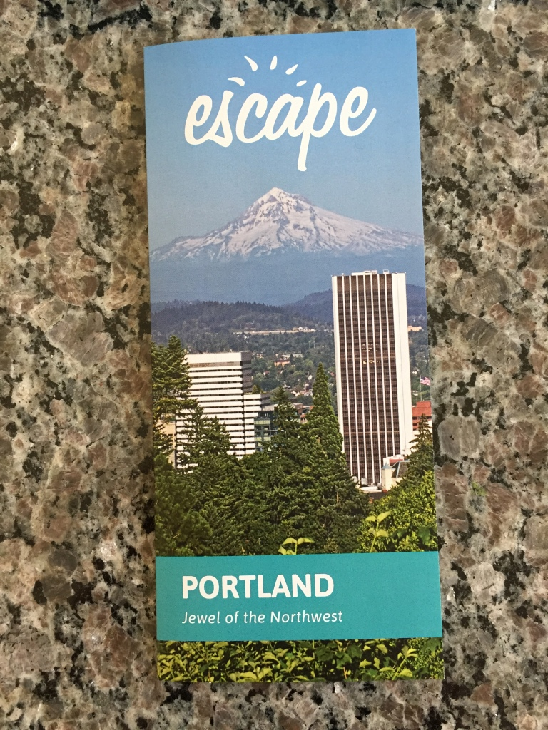 escape monthly january portland box info card