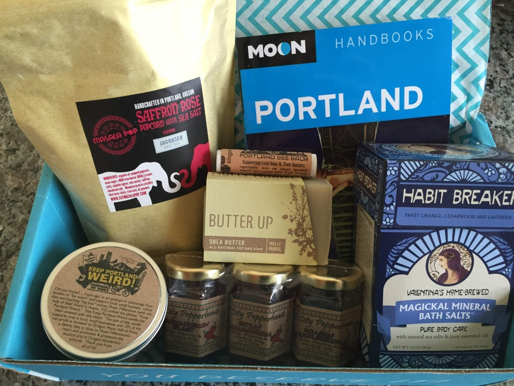 escape monthly january portland box products showing