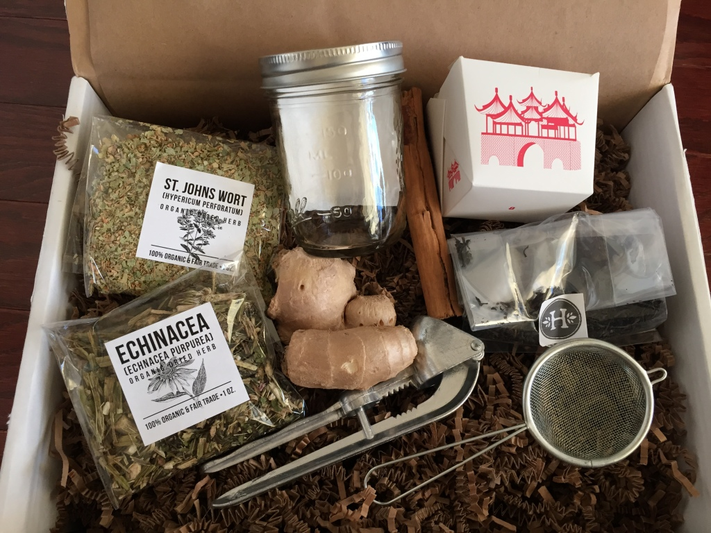 the homegrown collective december 2014 products for herbal syrups and teas