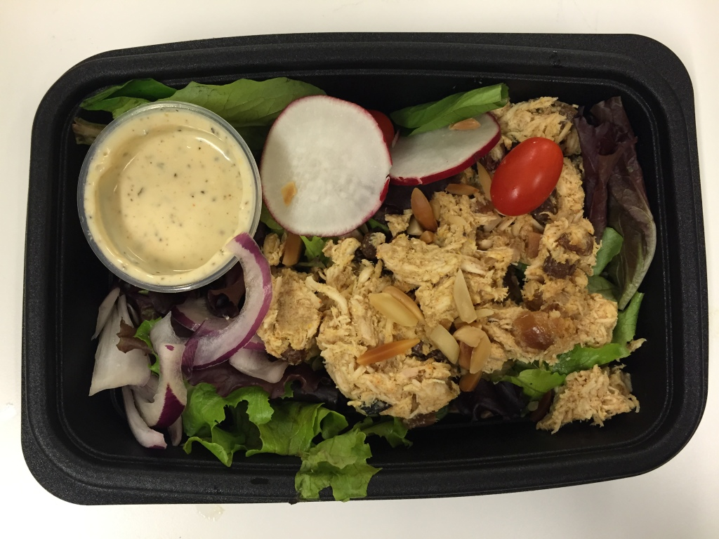 power supply tagine chicken salad with peppercorn dressing mixitarian/paleo lunch meal open