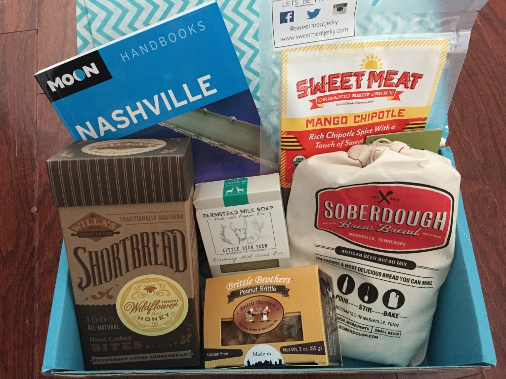 escape monthly february nashville box products showing