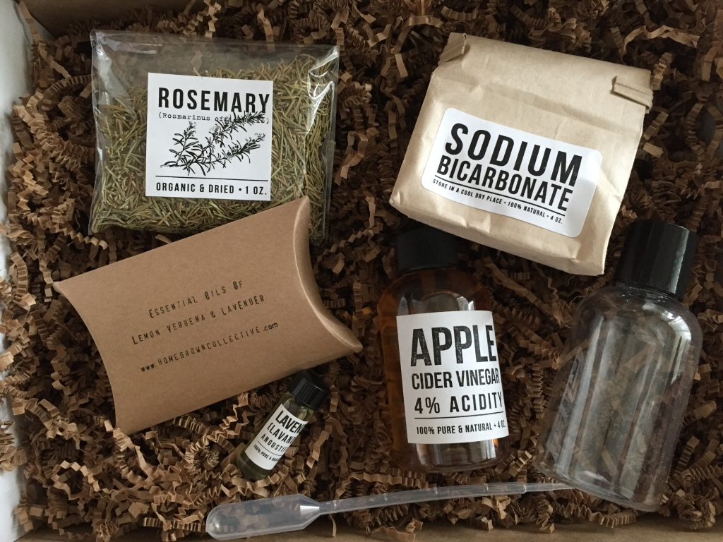the homegrown collective january 2015 products for diy hair care