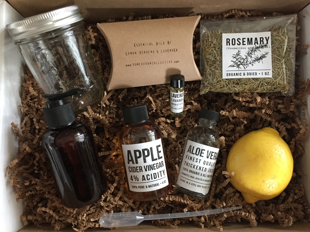 the homegrown collective january 2015 products for diy rosemary shampoo