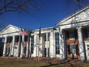 loudoun county courthouse in leesburg virginia