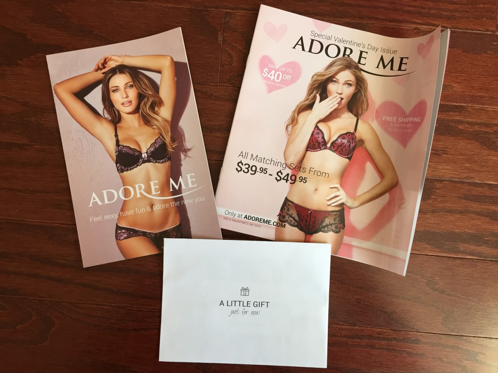 adoreme info cards and ads