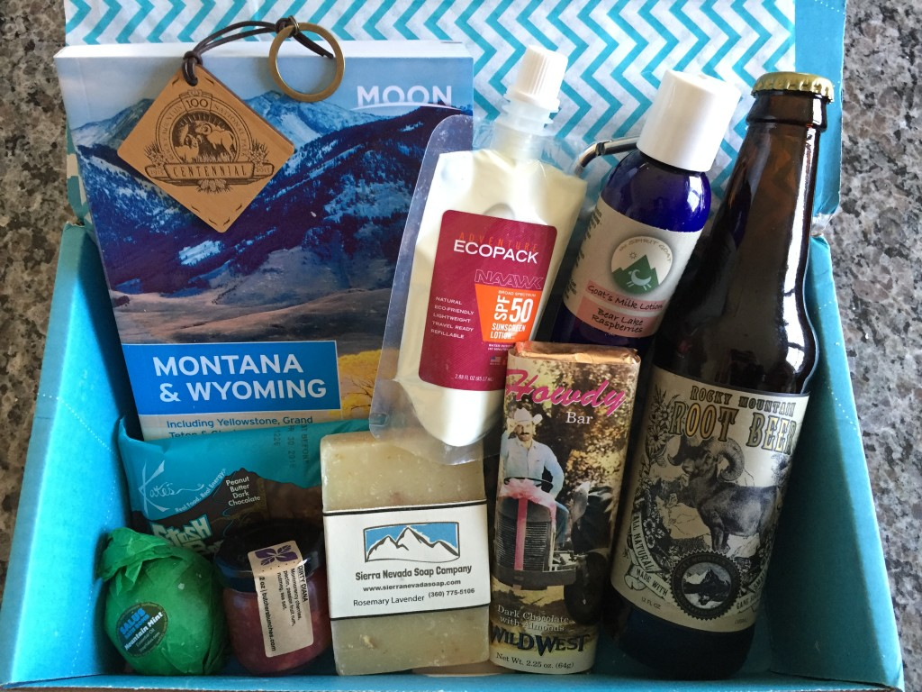 escape monthly may rocky mountain box products showing