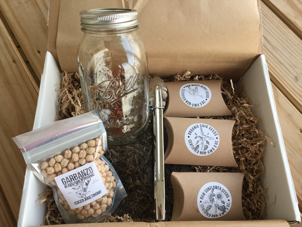the homegrown collective april 2015 products for sprouting