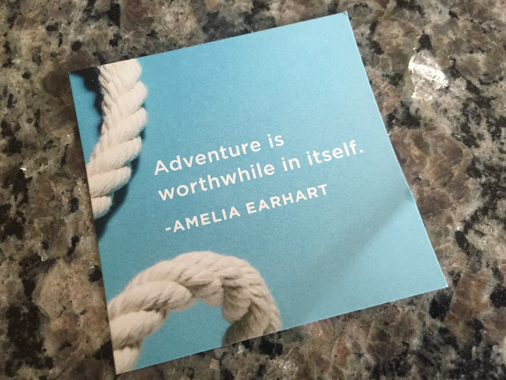 julep set sail collection quote card