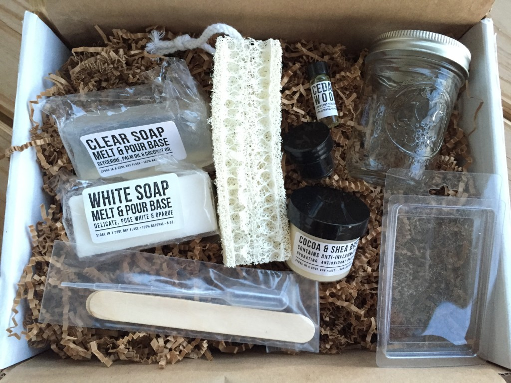 the homegrown collective july 2015 products for diy charcoal soap