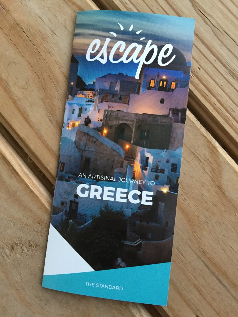 escape monthly september greece box info card